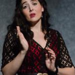 Act I of Gassmann's L'Opera Seria at Wolf Trap Opera Photo by Kim Pensinger Witman courtesy of Wolf Trap Opera