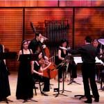 With Wang Nian, mezzo, and Ilana Zarankin, soprano, under the baton of Alan Pierson at Zankel Hall